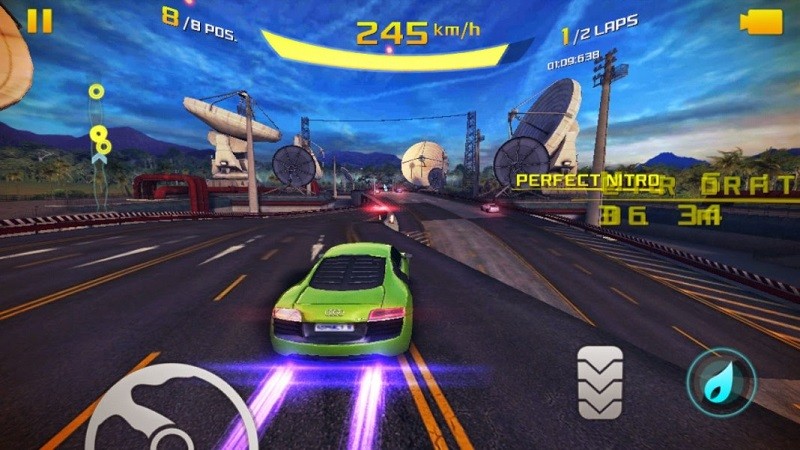 asphalt 8 airborne cheat engine