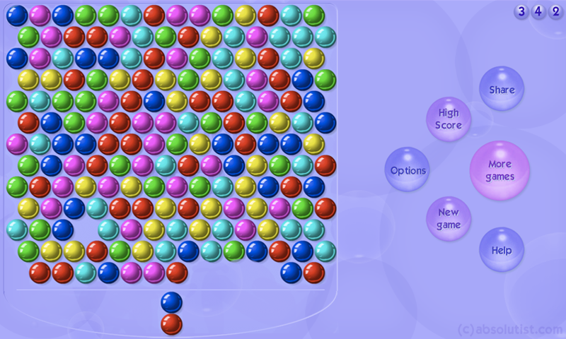 Bubble Shooter Classic Gratis