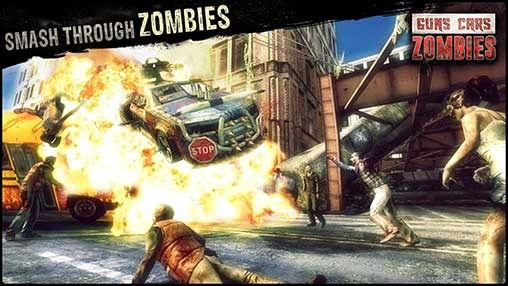 cars zombies download