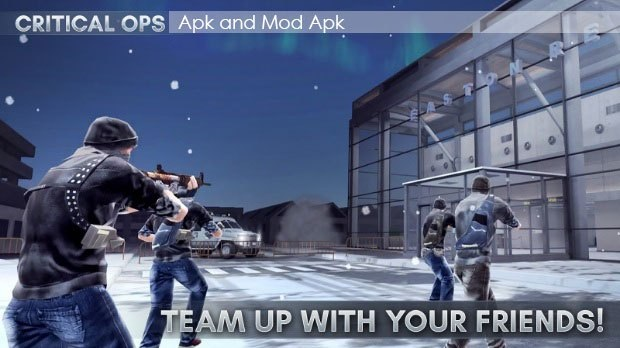 critical ops mod apk android