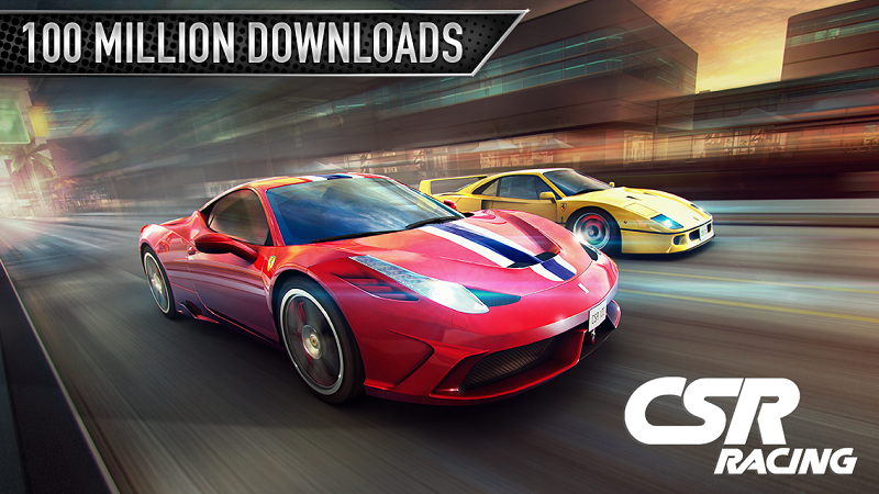 CSR Racing Mod Apk Unlimited Gold For Android (January 2019