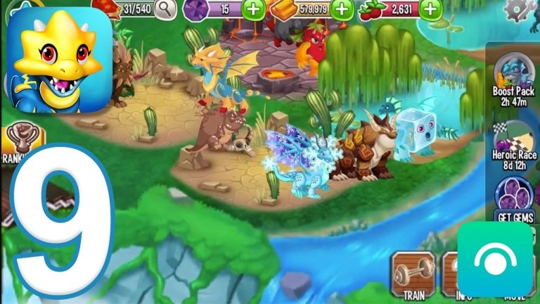 Download Dragon City Apk Plus Unlimited Gems & Gold (January