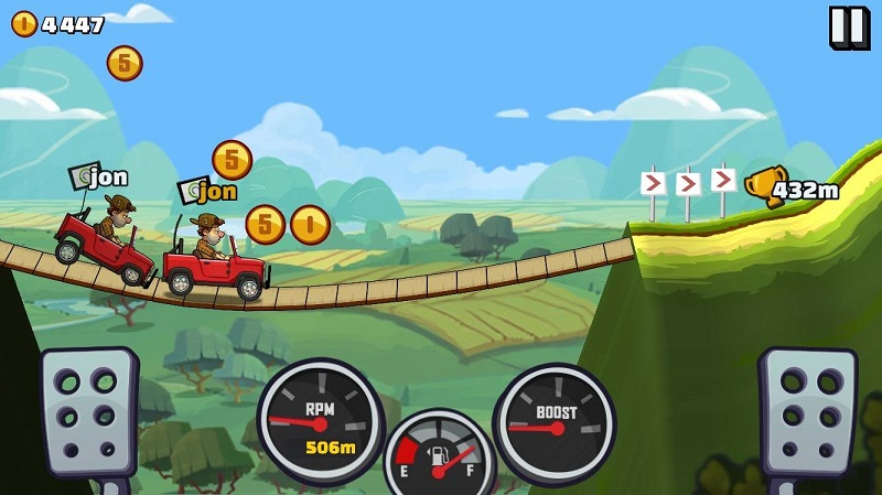 hill climb racing 2 apk hack