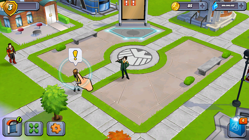 Download MARVEL Avengers Academy Plus Money For Android – Apk Games Hack