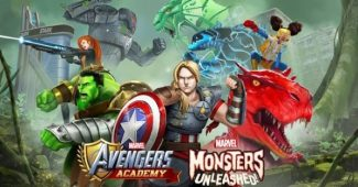 marvel avengers academy pc