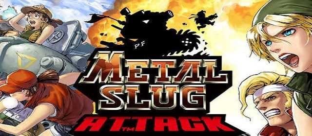 metal slug attack hack