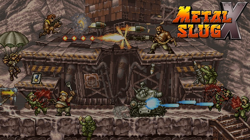 metal slug attack online