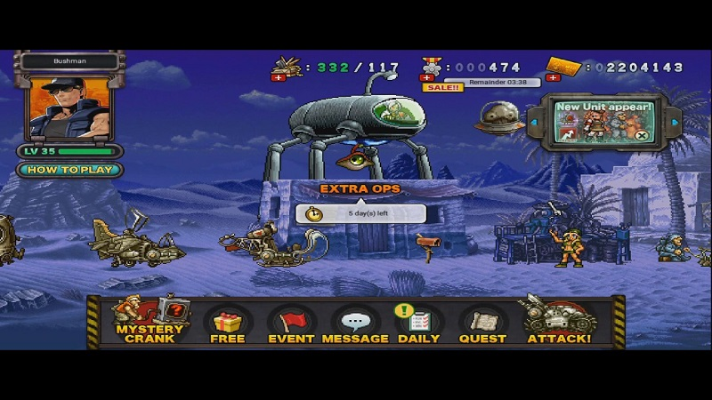 metal slug attack pc