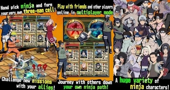 ultimate ninja blazing download
