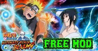 ultimate ninja blazing free download