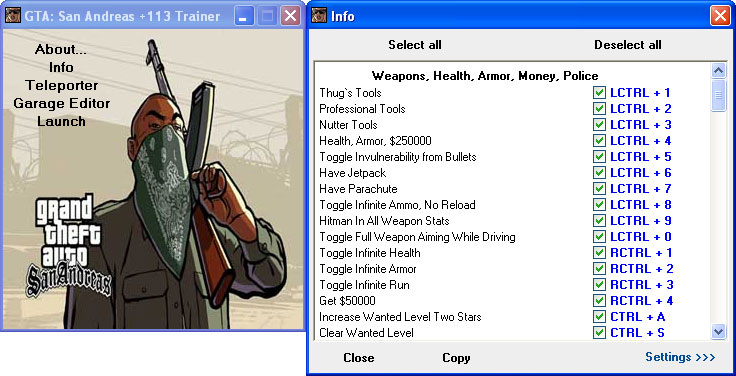 gta san andreas hack free download for pc