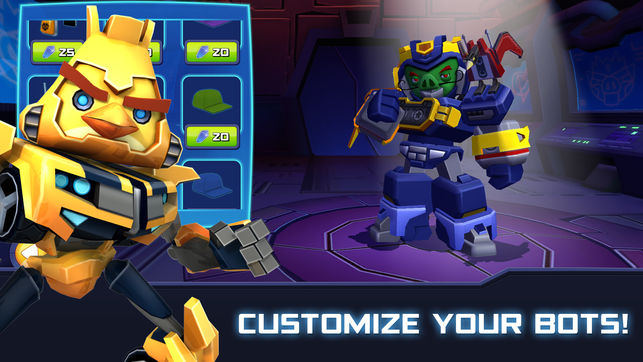 angry birds transformers forum