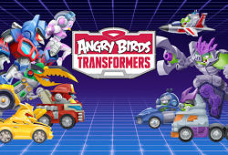 angry birds transformers free games