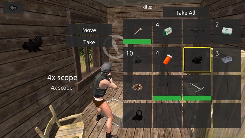 Download Battlegrounds Royale MOD Free for Android – Apk Games Hack