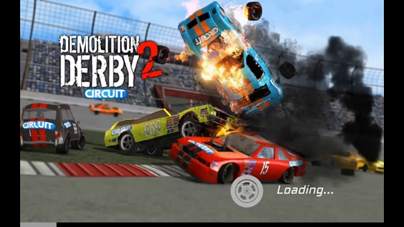 demolition derby 2 apk hack