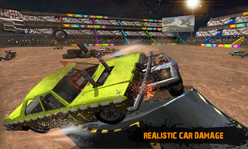 demolition derby 2 unlimited money apk