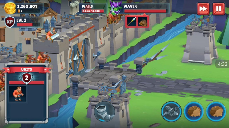 game of warriors download