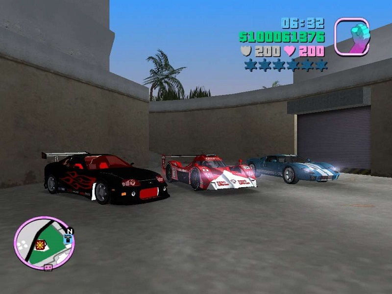 grand theft auto vice city cheat for pc