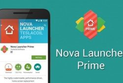 nova launcher apk cracked