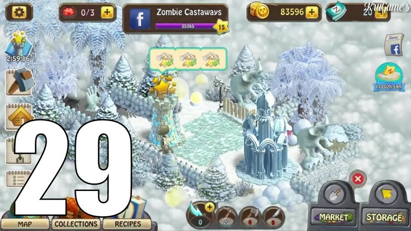 zombie castaways mod apk for android