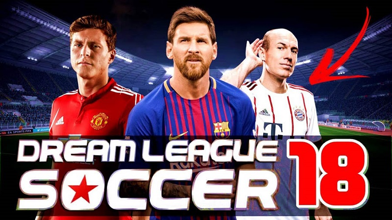 dream league soccer 2018 mod version