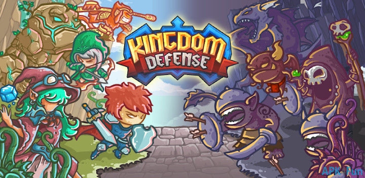 kingdom defense epic war apk
