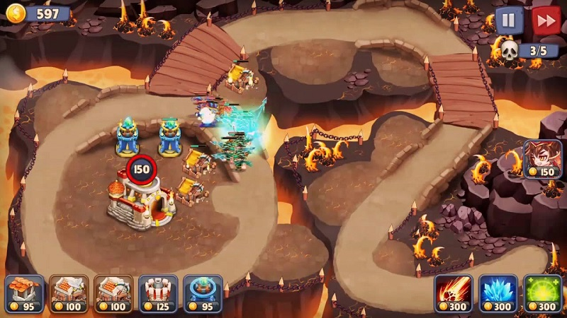 kingdom defense mod apk revdl