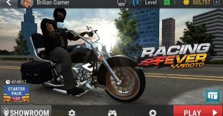 racing fever moto mod version
