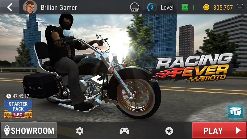 Download Racing Fever Moto Mod Unlimited Coins & Tickets