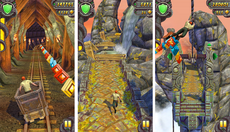 temple run 2 apk download for android