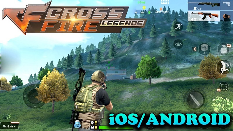 crossfire legends apk free