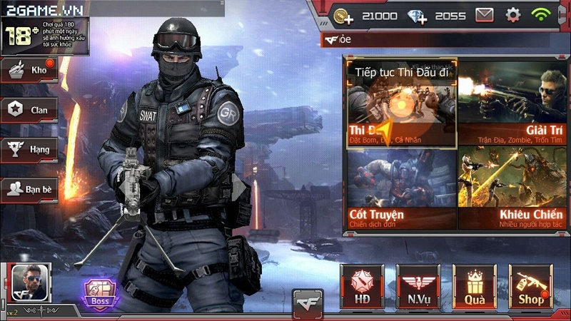 crossfire legends mod apk unlimited gems