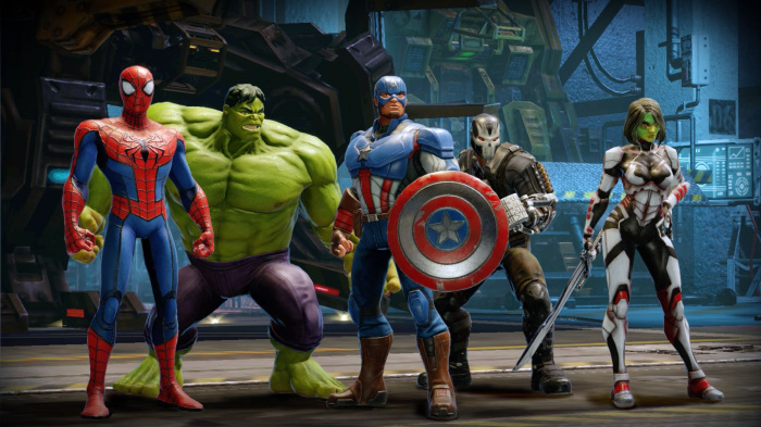 marvel strike force apk android