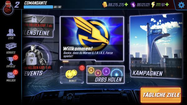 MARVEL Strike Force Apk Unlimited Gold Cheats Android – Apk