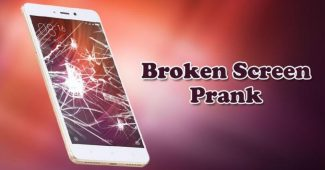 broken screen prank apk free download