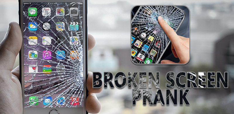 broken screen prank apk pure