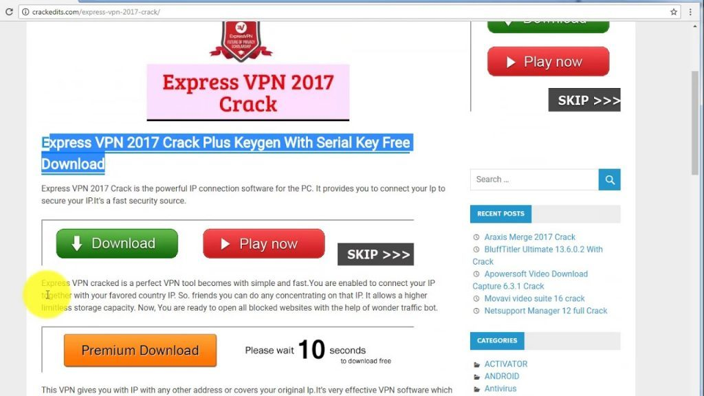 Download Express VPN Free With Serial Keys 2018 – Apk Games Hack