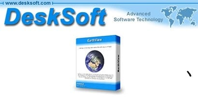 desksoft earthview For Windows