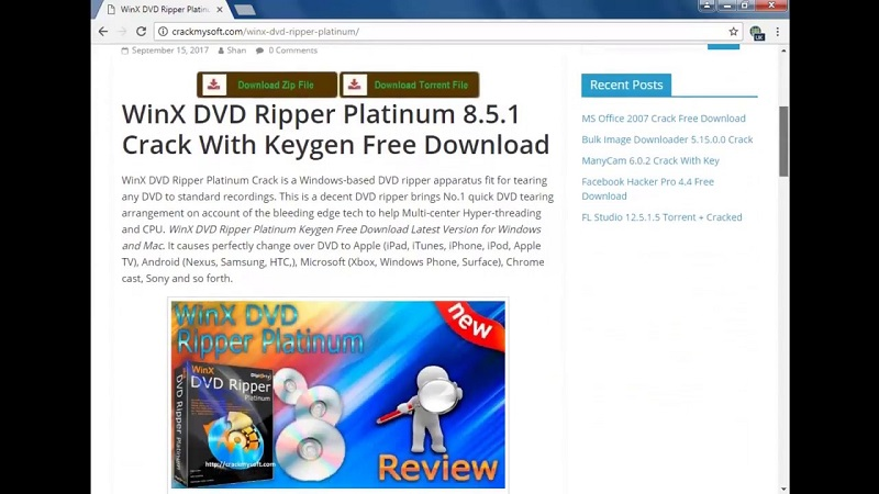 winx dvd ripper platinum free license code