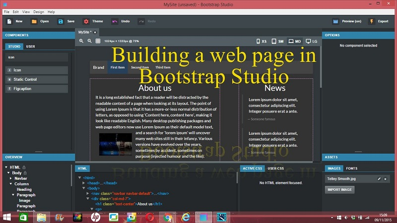 bootstrap studio crack download