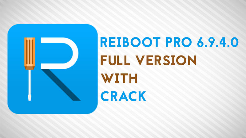 reiboot pro crack for windows