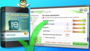 reimage pc repair online crack