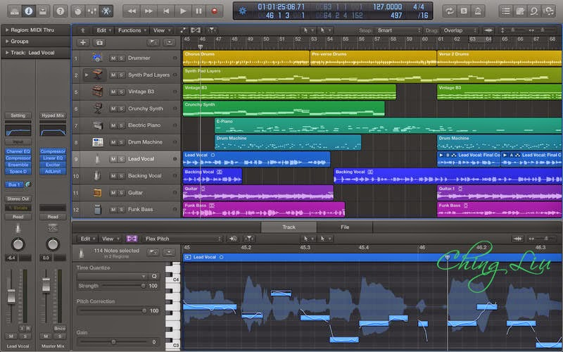 logic pro x crack for windows