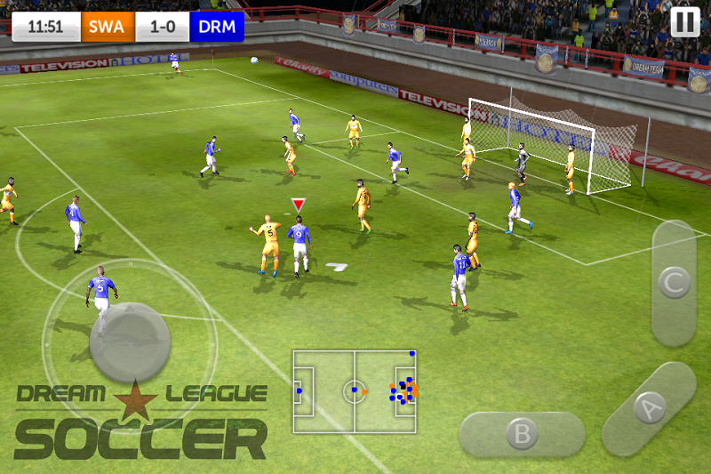dream league soccer download full game