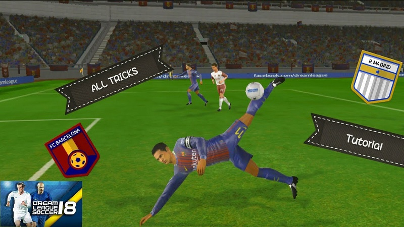 Download Dream League Soccer 2019 APK + Unlimited Money – Apk Games Hack