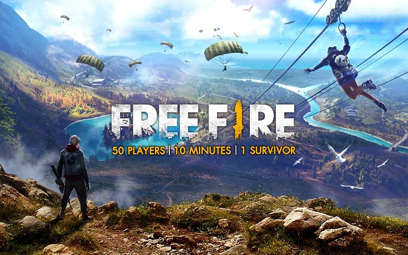 free fire facebook