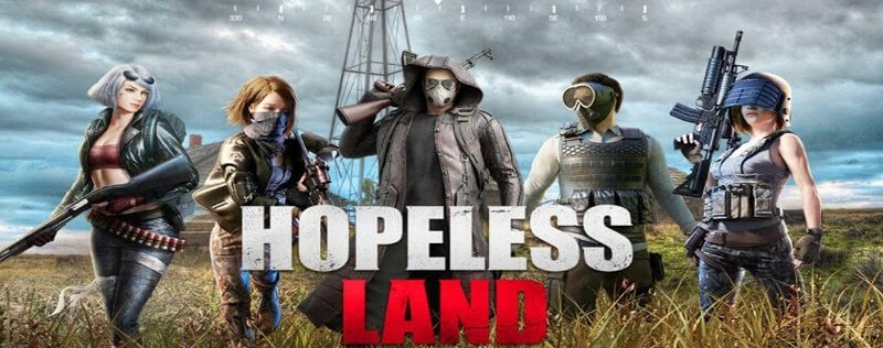 hopeless land gameplay